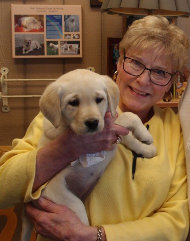 "DIANE WITH HER NEW BABY GIRL ""SOFIE"". MISS TEAL"