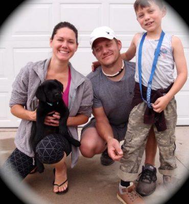 Family joy!